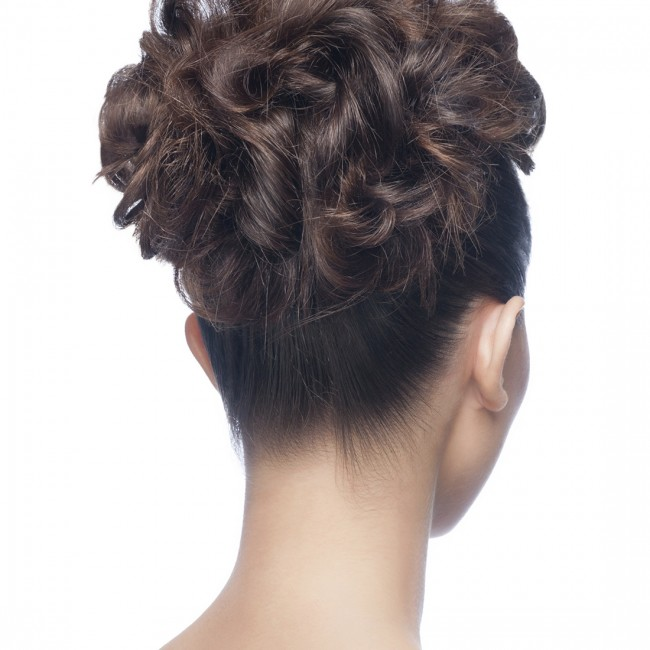 Stylish Updo for Any Occassion