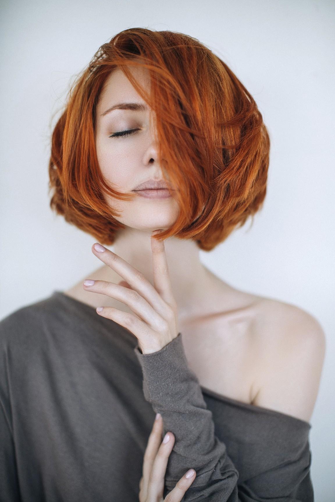 short-hair-red-hair