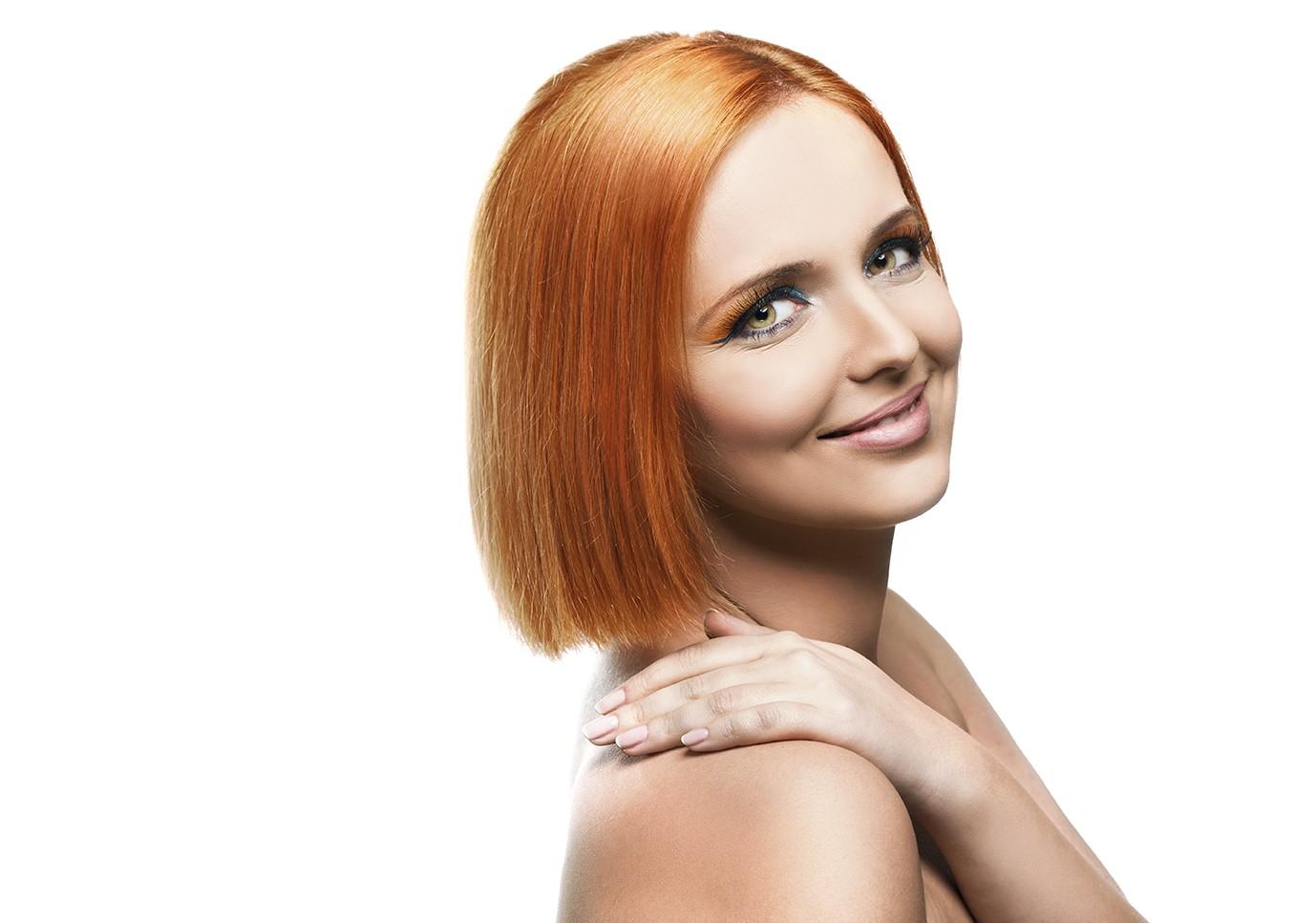 medium-hair-cut-colored